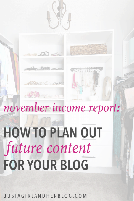 Blogging, Online Business- How to Plan Out Future Content for Your Blog, Editorial Calendar