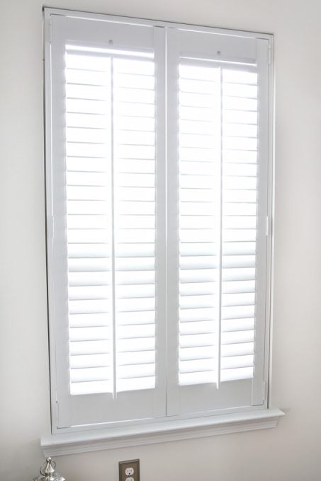 How To Measure For And Install Plantation Shutters Abby