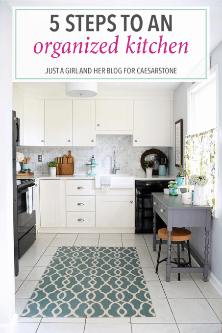 Just a Girl and Her Blog for Caesarstone
