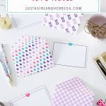 Free Printable Love Notes for Valentine's Day