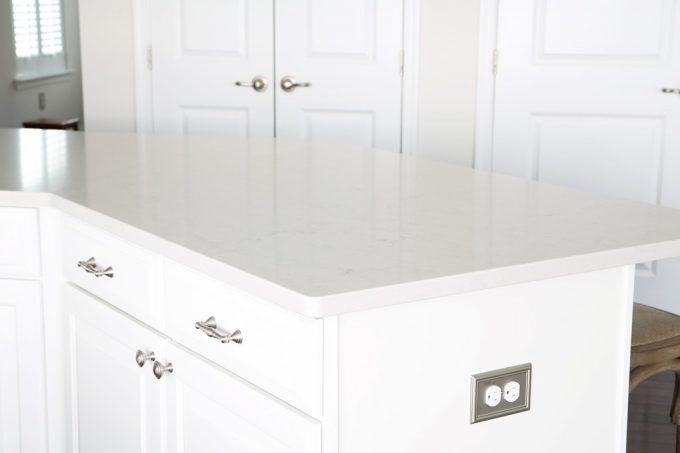 Installing Quartz Countertops For