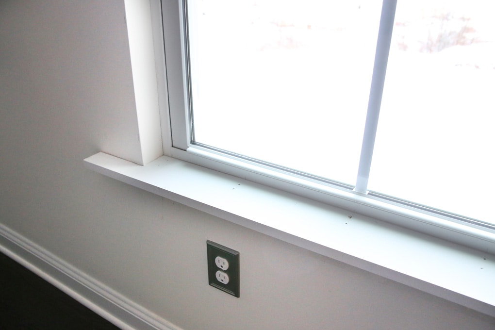 Interior Window Sills And Trim Floors Doors Interior Design