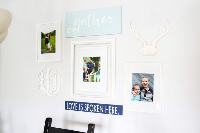 Home- Organized Picture Hanging Kit, Organization, How to Hang Pictures, How to Hang a Gallery Wall, Hang Photos, Gallery Wall Installation, Picture Hanging Supplies