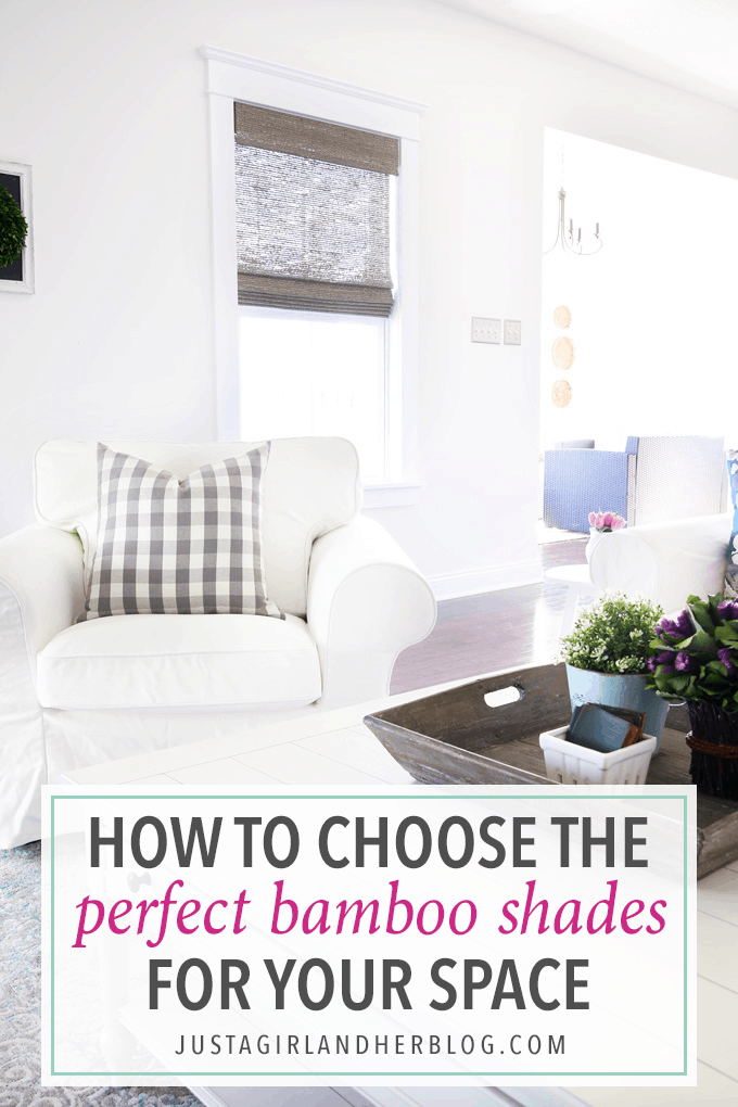 How To Choose The Perfect Bamboo Shades For Your Space Abby Lawson