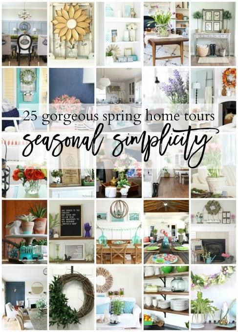 Home- Spring Living Room, spring decor, simple spring decor, spring family room, aqua and pink decor, white couches, IKEA EKTORP, IKEA BESTA, living room decor