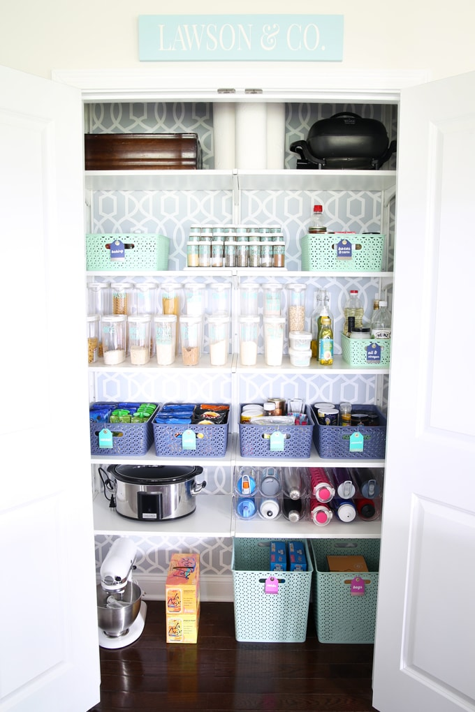 Creating Kitchen Storage: 5 Tips For Creating A Beautifully Organized Pantry