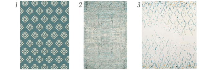 Home- Beautiful and Affordable Aqua Area Rugs, teal rugs, turquoise rugs, how to choose an area rug, best blue rugs, favorite aqua rugs