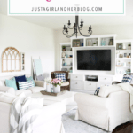 Simply Summer Living Room