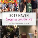 Haven Blogging Conference 2017 Recap