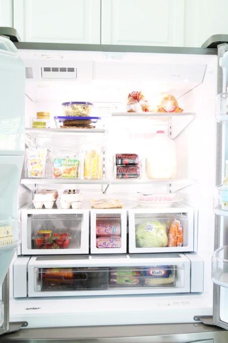 How to Organize the Refrigerator