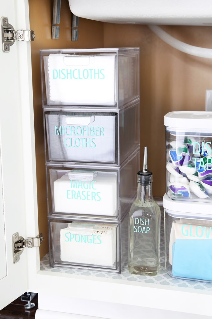 20 Favorite Acrylic Organizers To Organize Every Space In
