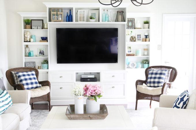 Home Organization- My Top 10 Favorite Organizing Items from IKEA, kitchen organization, craft room organization, office organization, organized, declutter, decluttering, minimalist, minimalism, BESTA Storage System