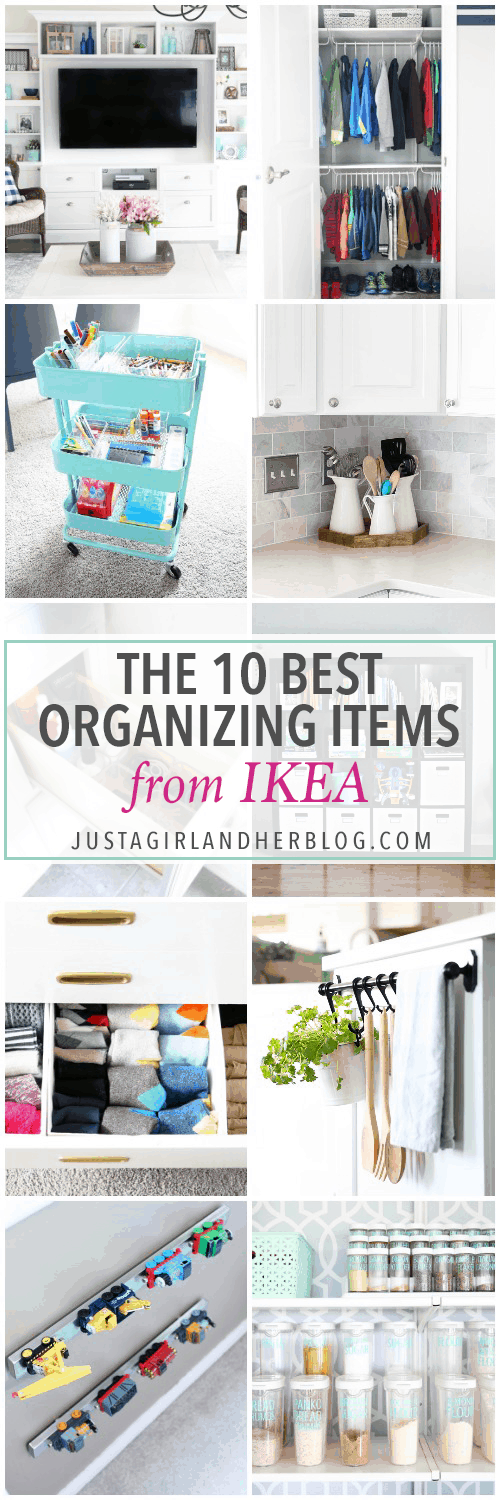 Superieur Home Organization  My Top 10 Favorite Organizing Items From IKEA, Kitchen  Organization, Craft