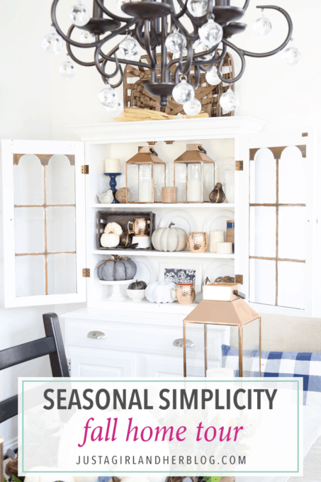 Home  Our Fall Home Tour Is Filled With Beautiful, Simple Seasonal Details  And Lots