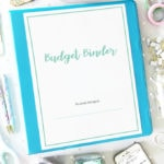 2019 Free Printable Budget Binder Cover