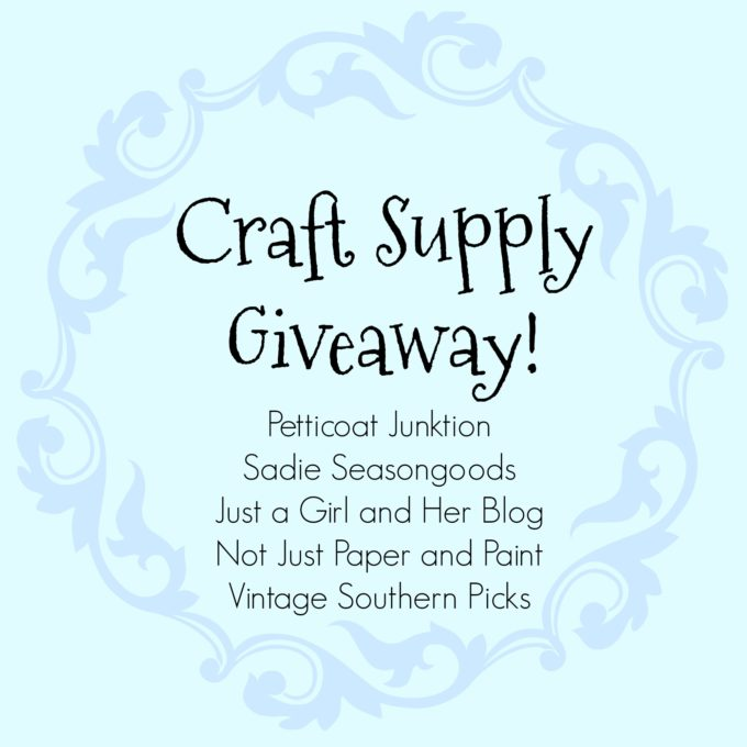 Craft-Supply-Giveaway