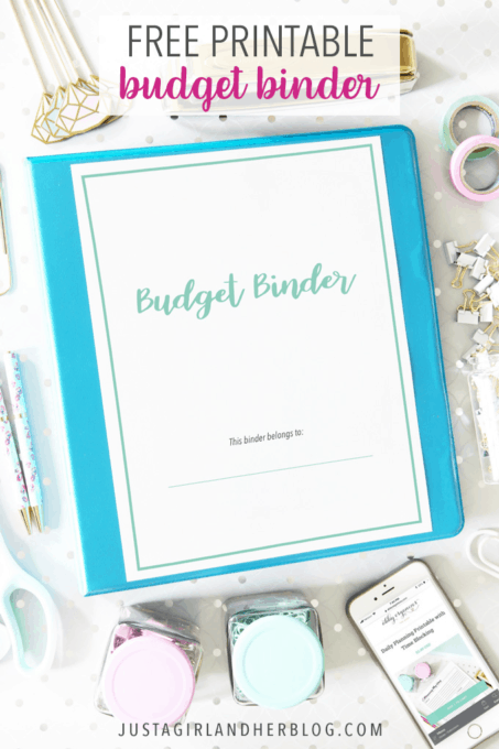 0b3ad0d3ece2 The 2019 Budget Binder