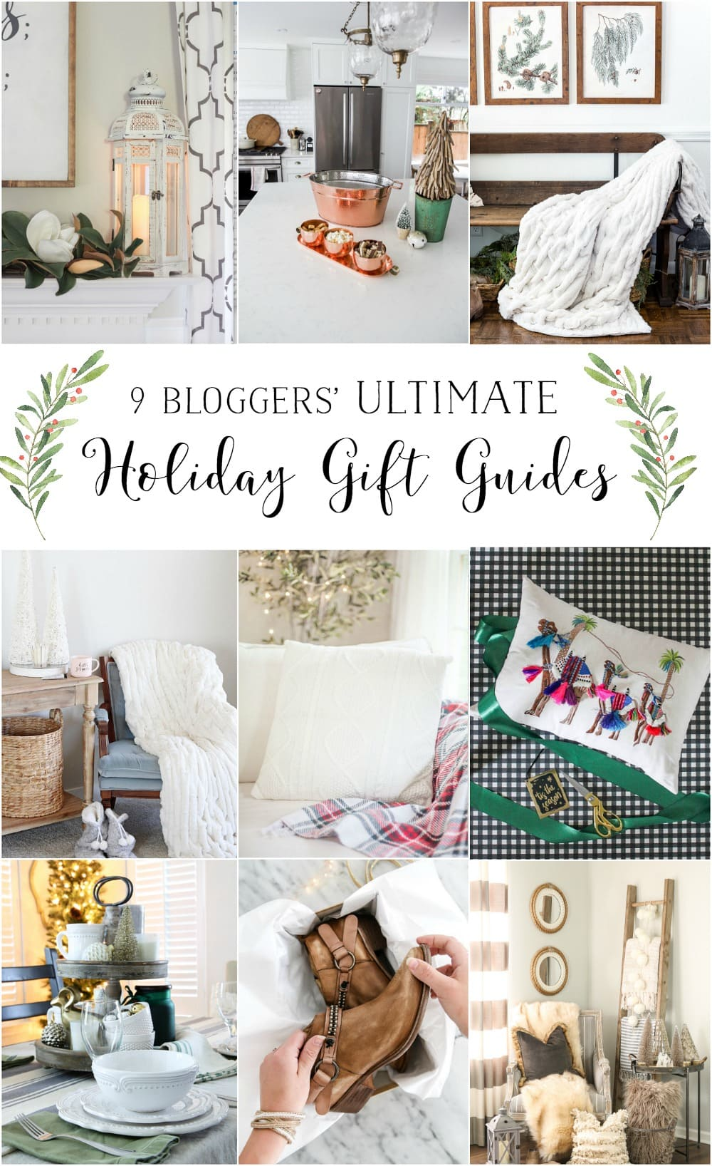 Holiday And Party 20 Best Christmas Gifts For Decor Gift Guide