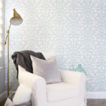How to Stencil a Wall: A Beginner's Guide to Allover Wall Stenciling