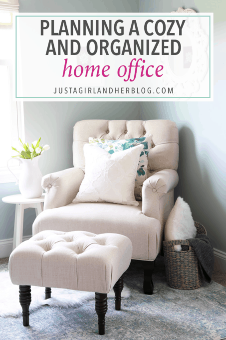 Planning a Cozy and Organized Home Office