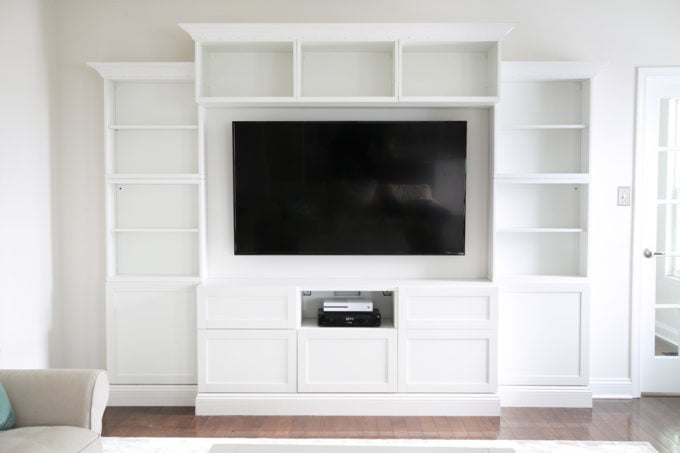 Ikea Entertainment Credenza : My favorite ikea storage systems and how we use them in our