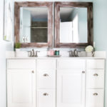 Master Bathroom Organization Ideas and Updates