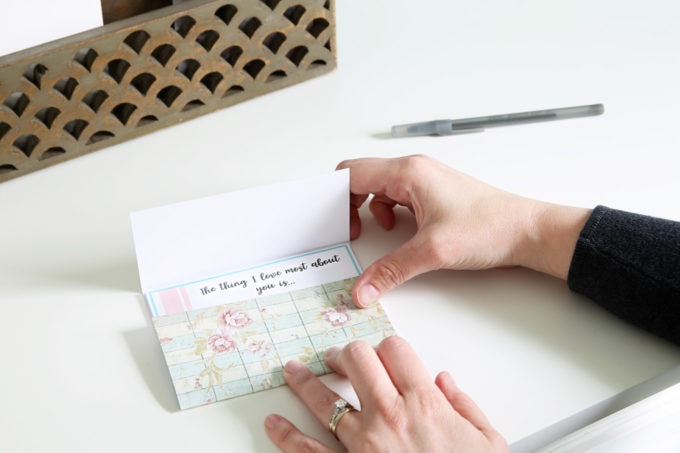Last Minute Mother's Day Present with DIY Envelope and Free Printables