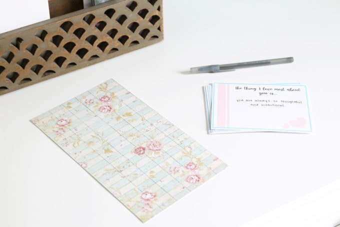 Quick and Easy Mother's Day Gift Idea with Free Printables