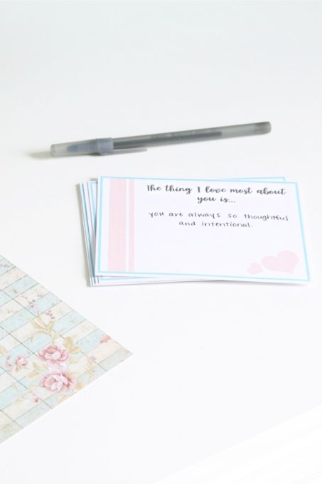 A Sweet and Simple Last Minute Mother's Day Gift Idea with Free Printables!