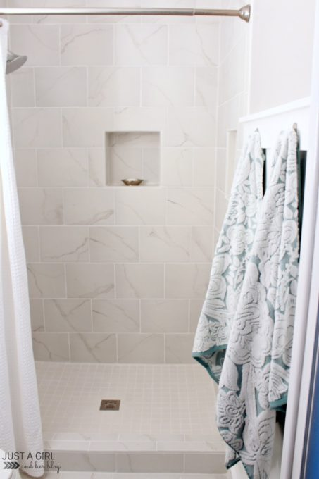 Small Master Bathroom Renovation