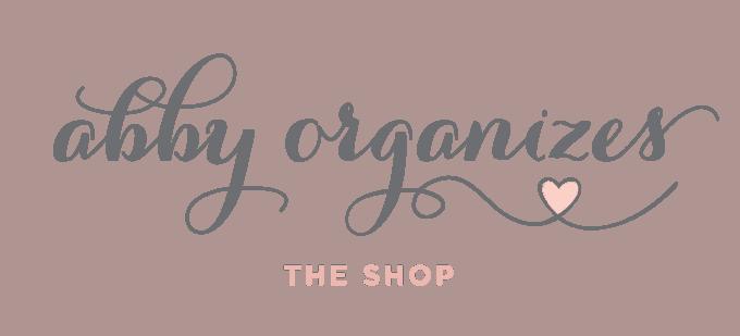 AbbyOrganizes.com