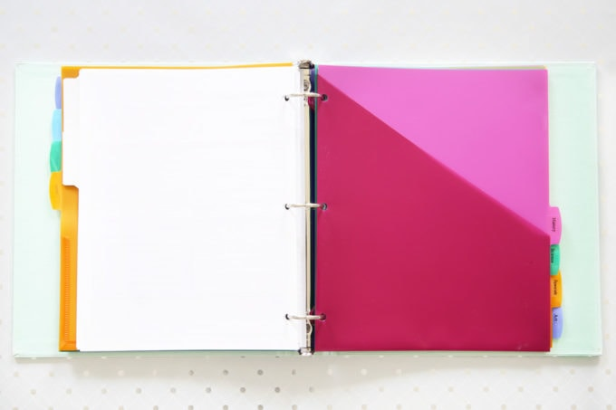 image relating to Printable Binder Tabs known as My Preferred Binder Resources Abby Lawson