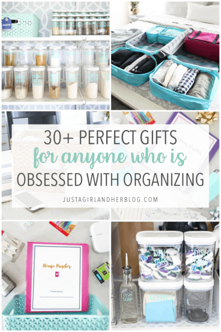 30 Perfect Gifts for Anyone Who Is Obsessed with Organizing