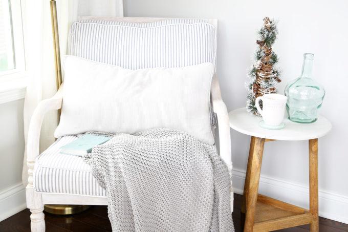 Cozy Chair, Reading Corner