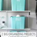 The 2 Big Organizing Projects I Want to Tackle in 2019