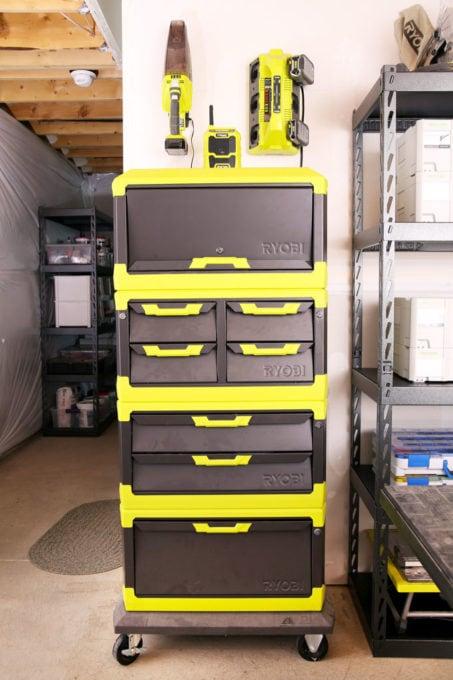 Ryobi Toolblox Tool Storage System