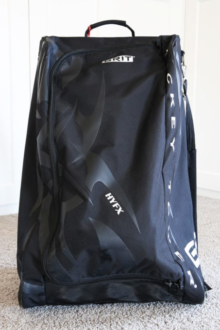 Organized Hockey Bag