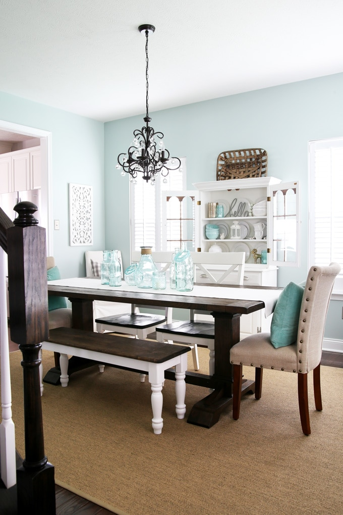 Top 10 Aqua Paint Colors for Your Home | Abby Lawson