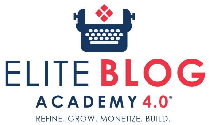 Elite Blog Academy 4.0 | I'm sharing my honest review of Elite Blog Academy, a course by Ruth Soukup that teaches bloggers how to turn their blog into a successful business. | #blogging #onlinebusiness #eliteblogacademy #eba #eba4 #startablog #entrepreneur