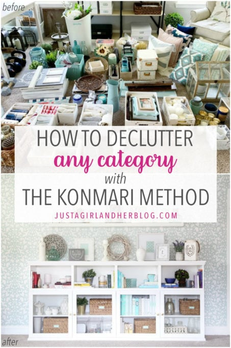 Organize Komono and Declutter Any Category with the KonMari Method