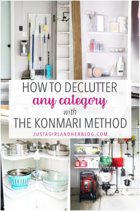 How to Declutter Any Category with the KonMari Method, Komono