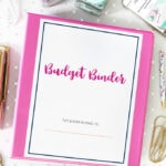 Free Printable Budget Binder Cover