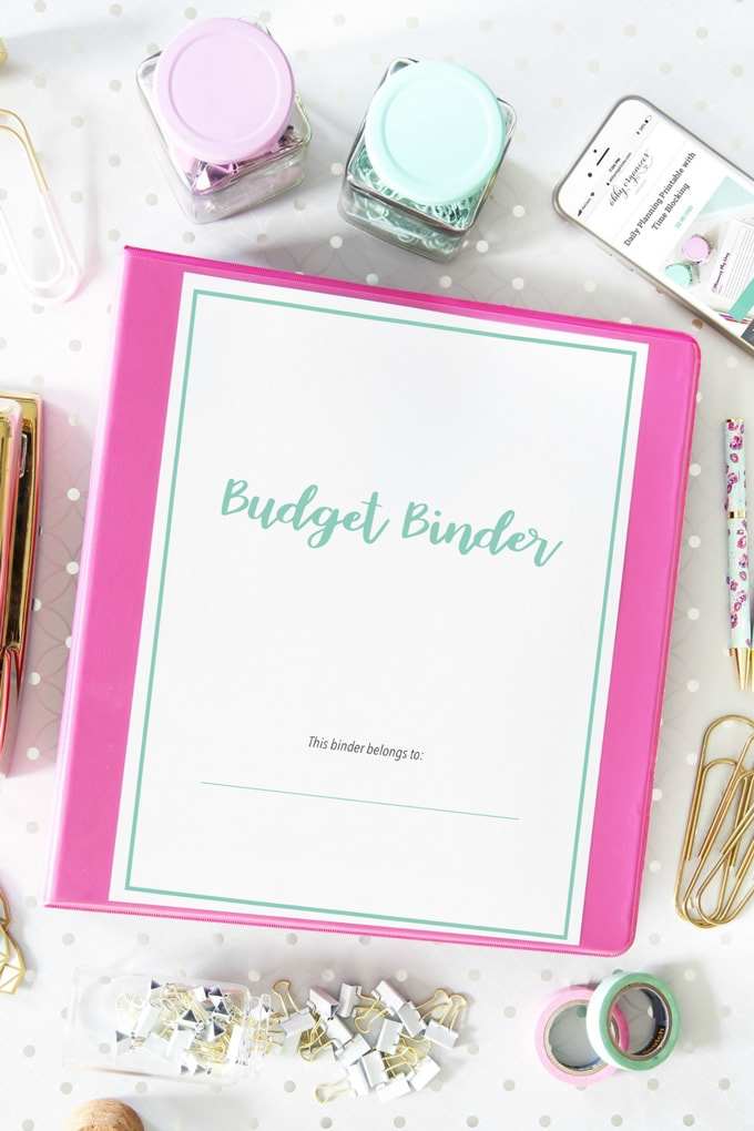 This is a graphic of Free Printable Budget Binder Worksheets inside editable