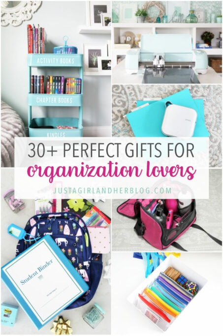 30 Perfect Gifts for Organization Lovers