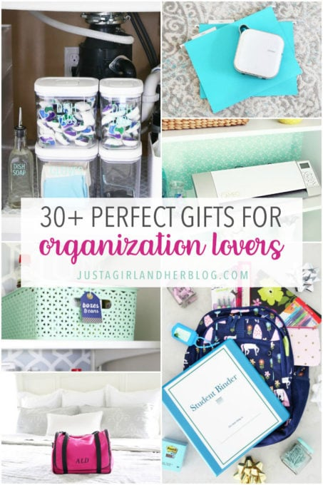 Gift Guide for Organization Lovers