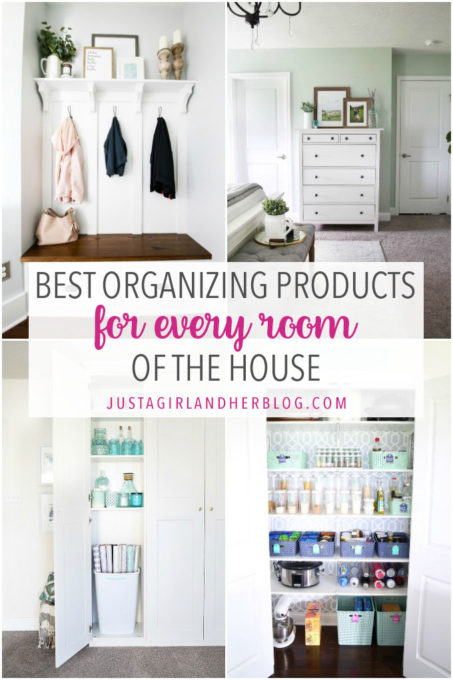 Best Storage Solutions for Every Room of the House