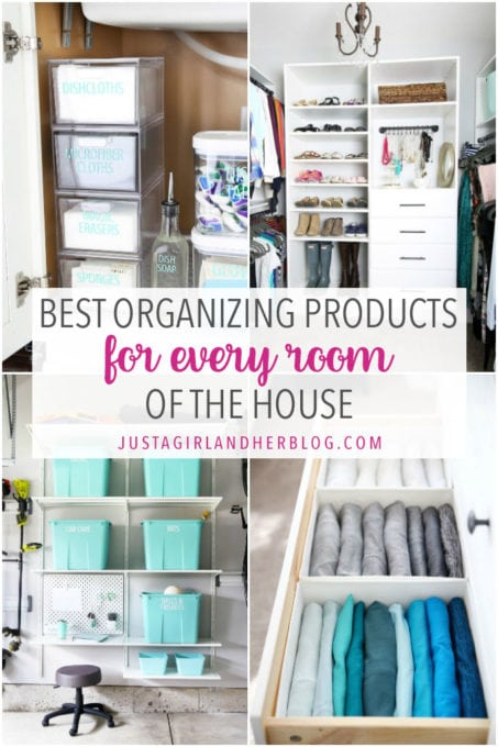 Best Organizing Products for Every Room in the House
