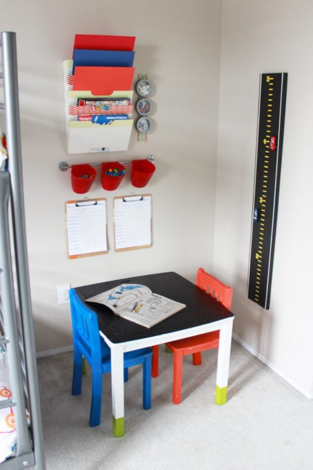 Kids' Craft Nook