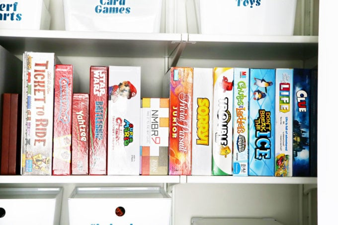 Board Games Filed