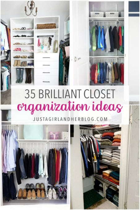 35 Closet Organization Ideas For Making The Most Of Your Space